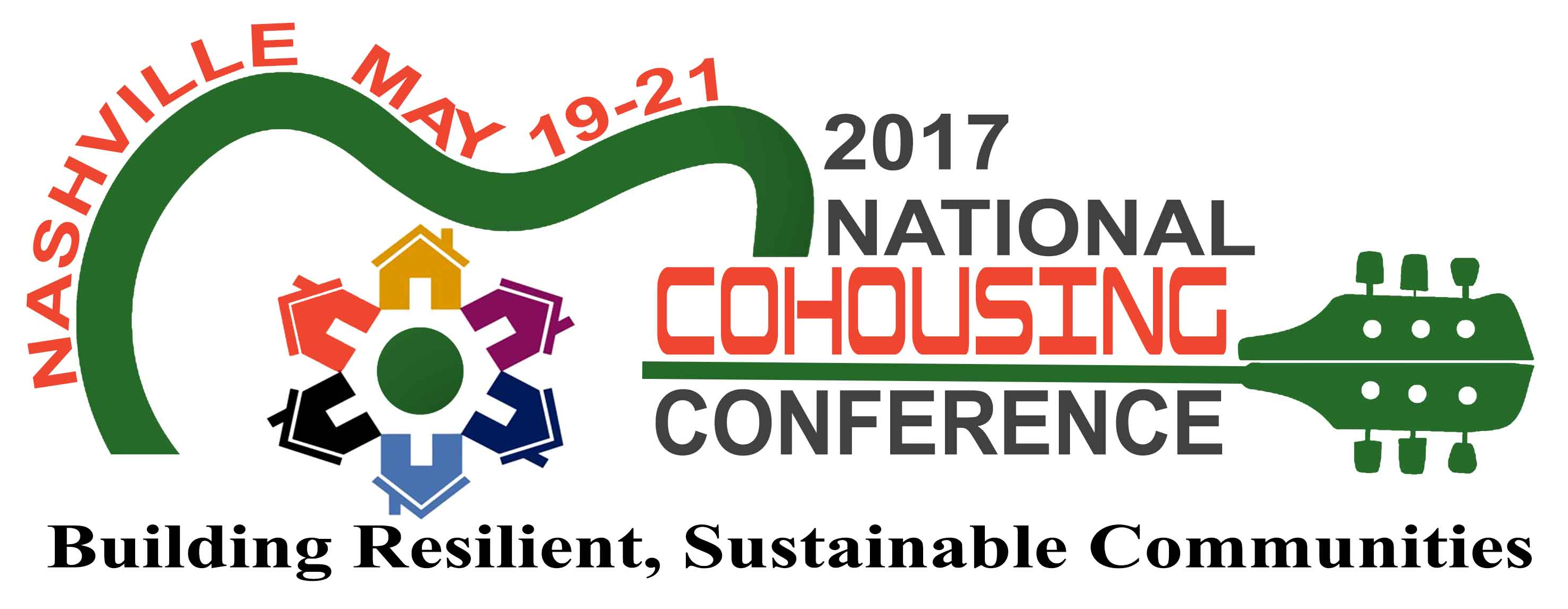 2017 National Cohousing Conference: Building Resilient Sustainable Communities