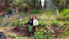 Example of cohousing neighbors collaborating at Nevada City Cohousing